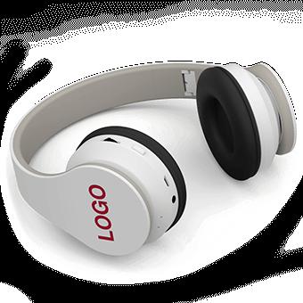 Sonar - Logo Headphones