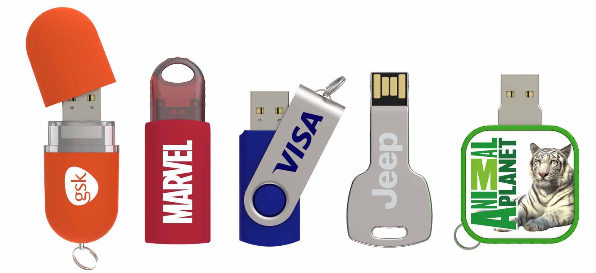 USB隨身行動碟交付期僅5個工作日!