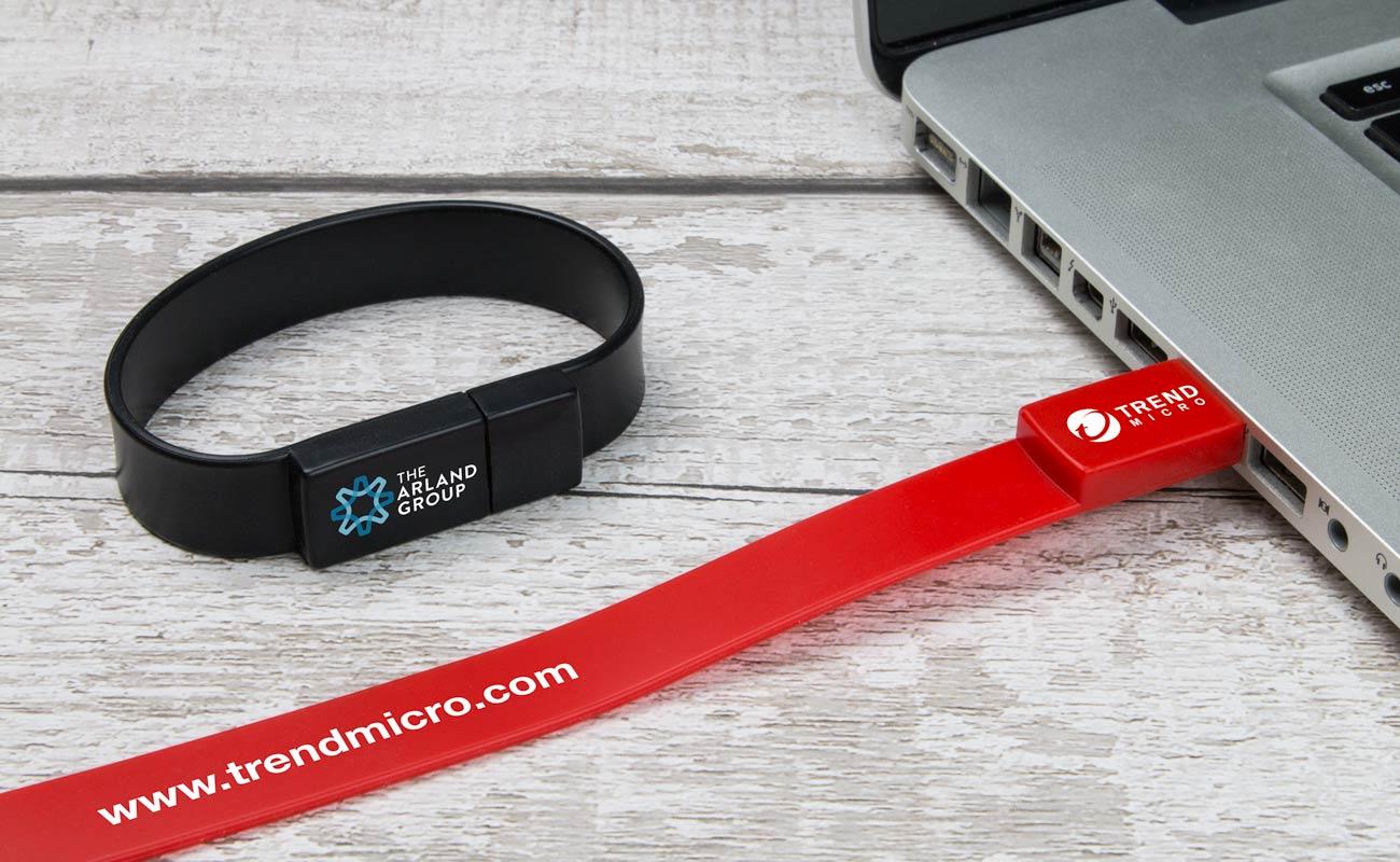 Lizzard - USB手環