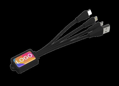 Multi - 銘刻八達通充電USB線纜