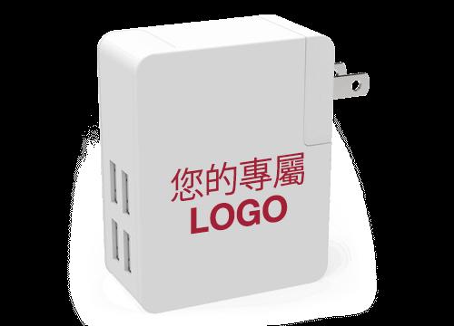 Latitude - 定製壁式充電器