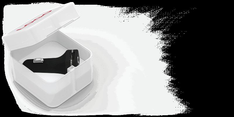 Master -  客製化USB車載充電器