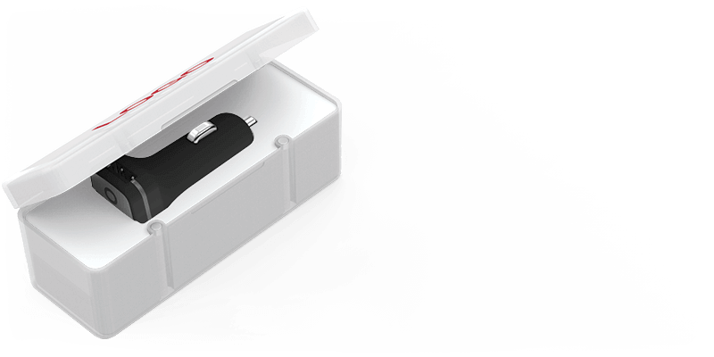 Zip - 客製化車載充電器