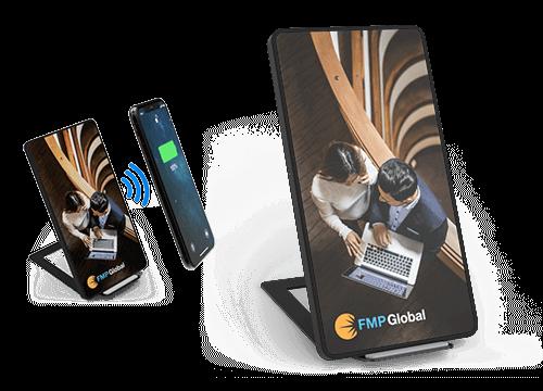 Stand - 可定製的無線充電墊子