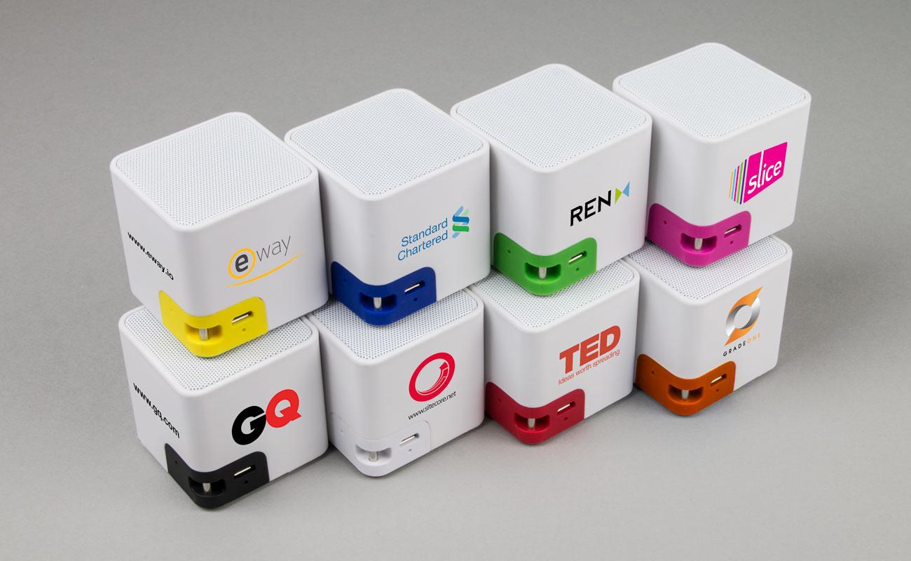 Cube - 定制音箱