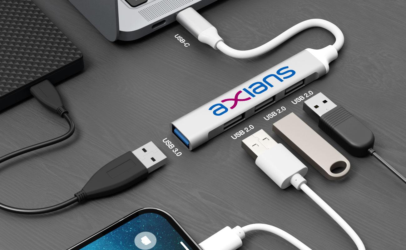 Expand - 客製USB集線器