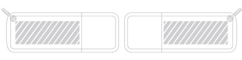 USB隨身行動碟 網版印刷