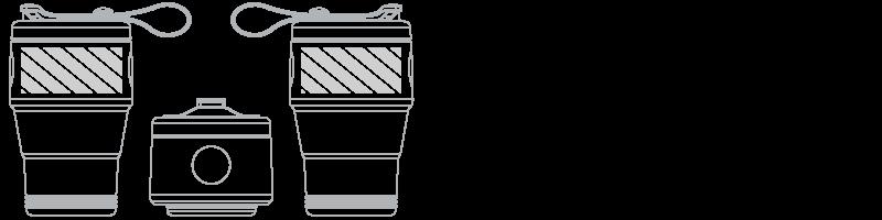 旅行杯 網版印刷