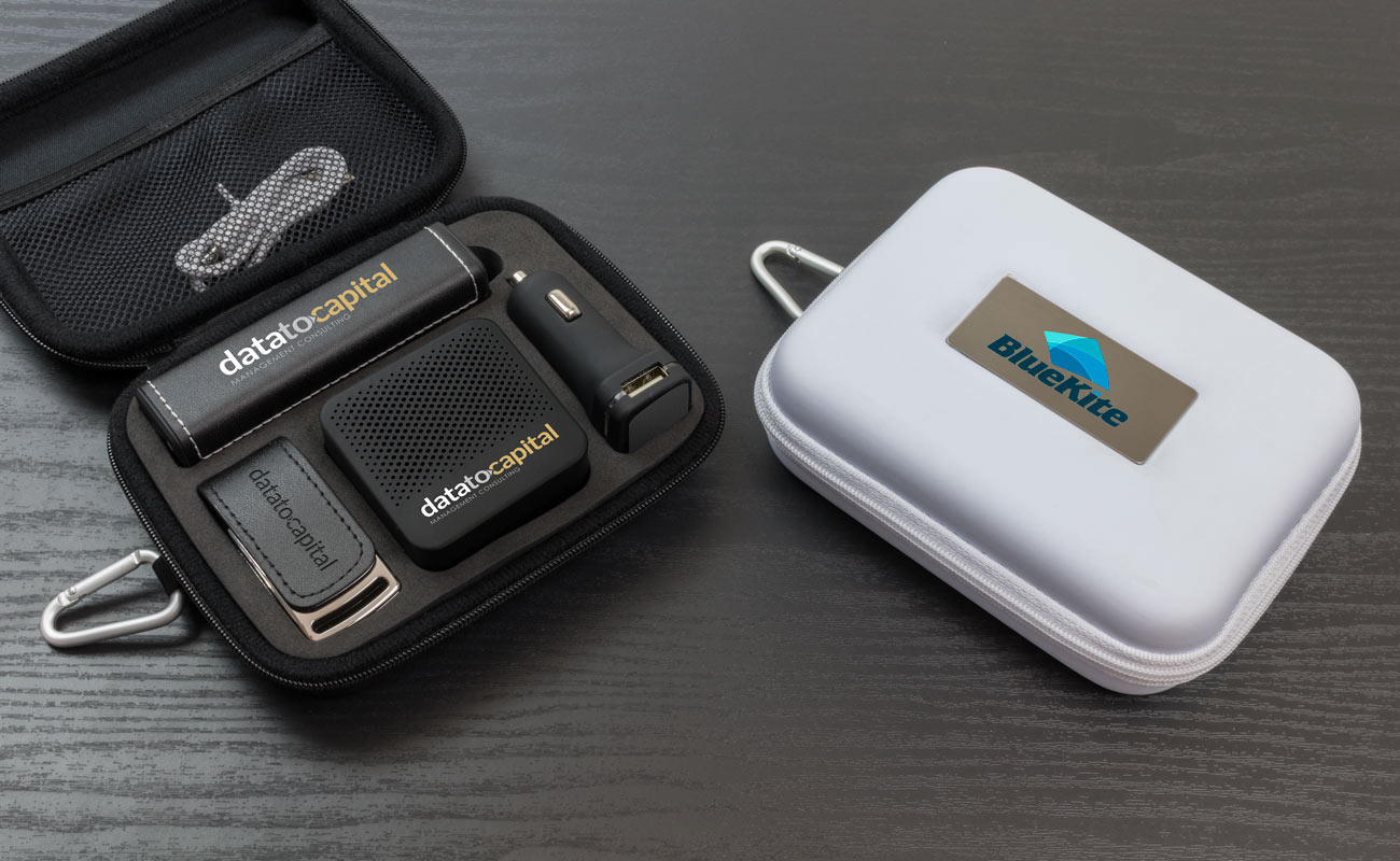 Leather L - 造型隨身碟, Custom Portable Charger, Custom Car Charger 和 Custom Speakers