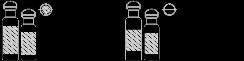 水瓶 網版印刷