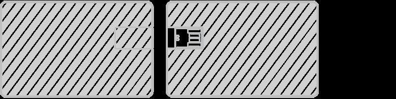 USB卡片型隨身行動碟 相片印刷