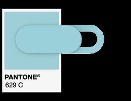Pantone®色票參考號碼 網絡攝像頭封蓋